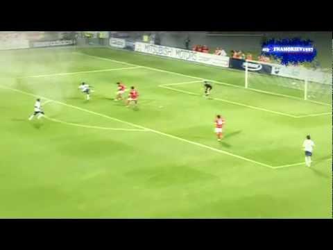 ★ Ismael Bangoura ★  █ The Best goals for Dynamo Kyiv [HD]