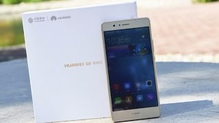 Посылка с AliExpress Телефон HUAWEI G9 LITE
