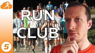 Should You Join a Running Club?