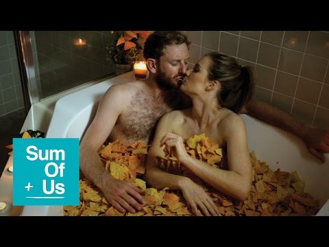 A Cheesy Love Story - The Ad Doritos Don