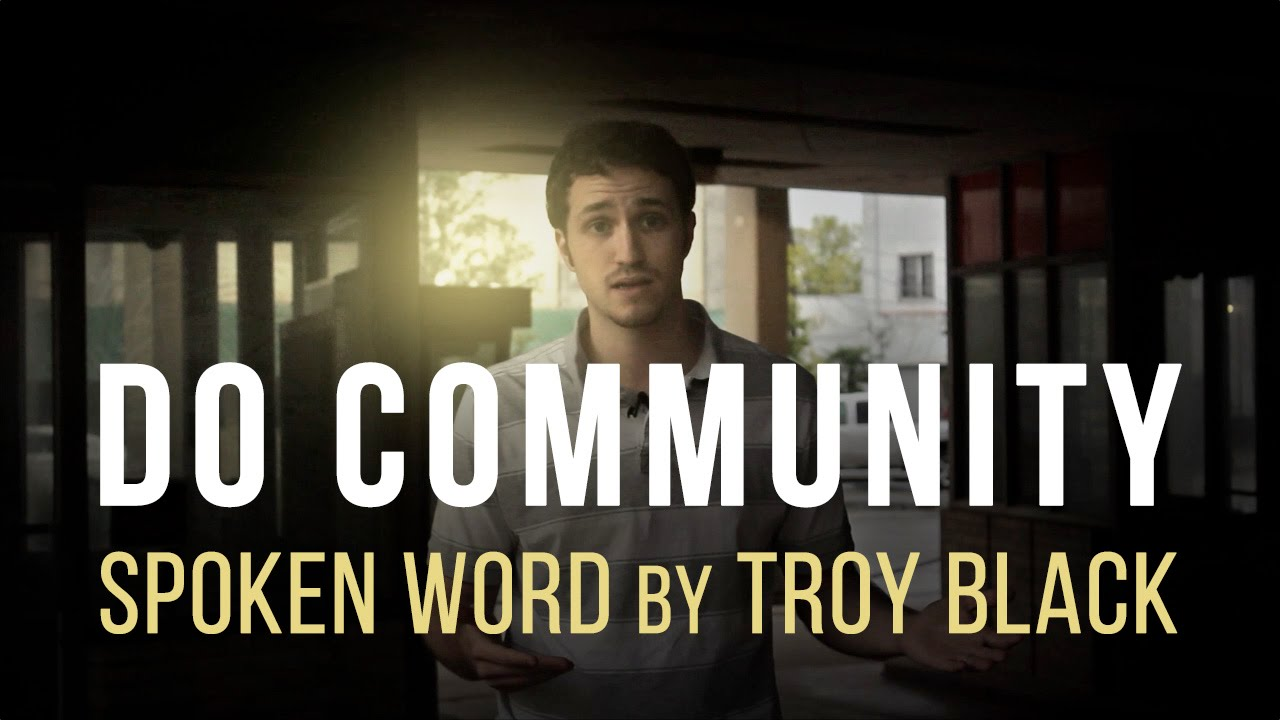 Do Community | Christian Spoken Word