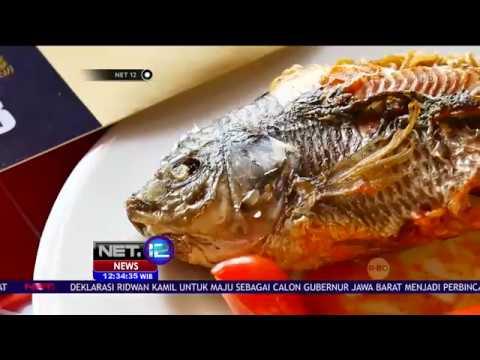 Siswa SMK di Semarang Pecahkan Rekor Muri Ciptakan Ribuan Olahan Makanan Berbahan Dasar Mie - NET12