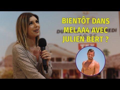 Sarah Lopez (LVDCB4) en couple et bientôt dans MELAA4 avec Julien Bert ? Elle dit tout