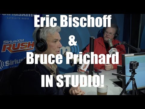 Eric Bischoff & Bruce Prichard - Raw 25, Monday Night Wars