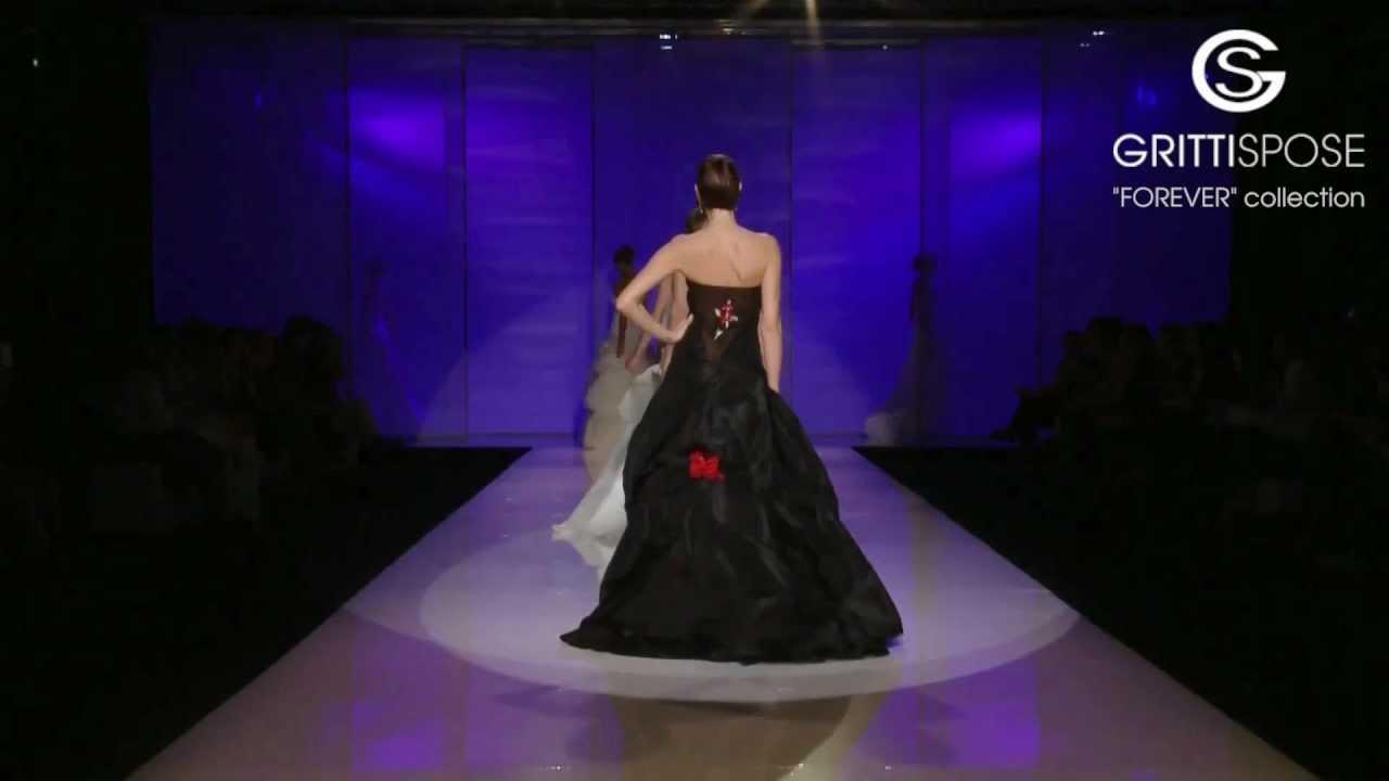 199521978f5a Sfilata abiti da sposa 2013 GRITTI SPOSE - YouTube