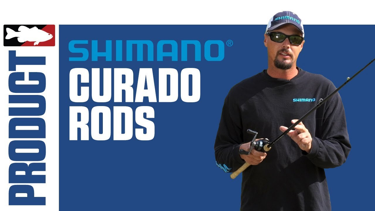 Alex Davis Talks About the NEW Shimano Curado Rods