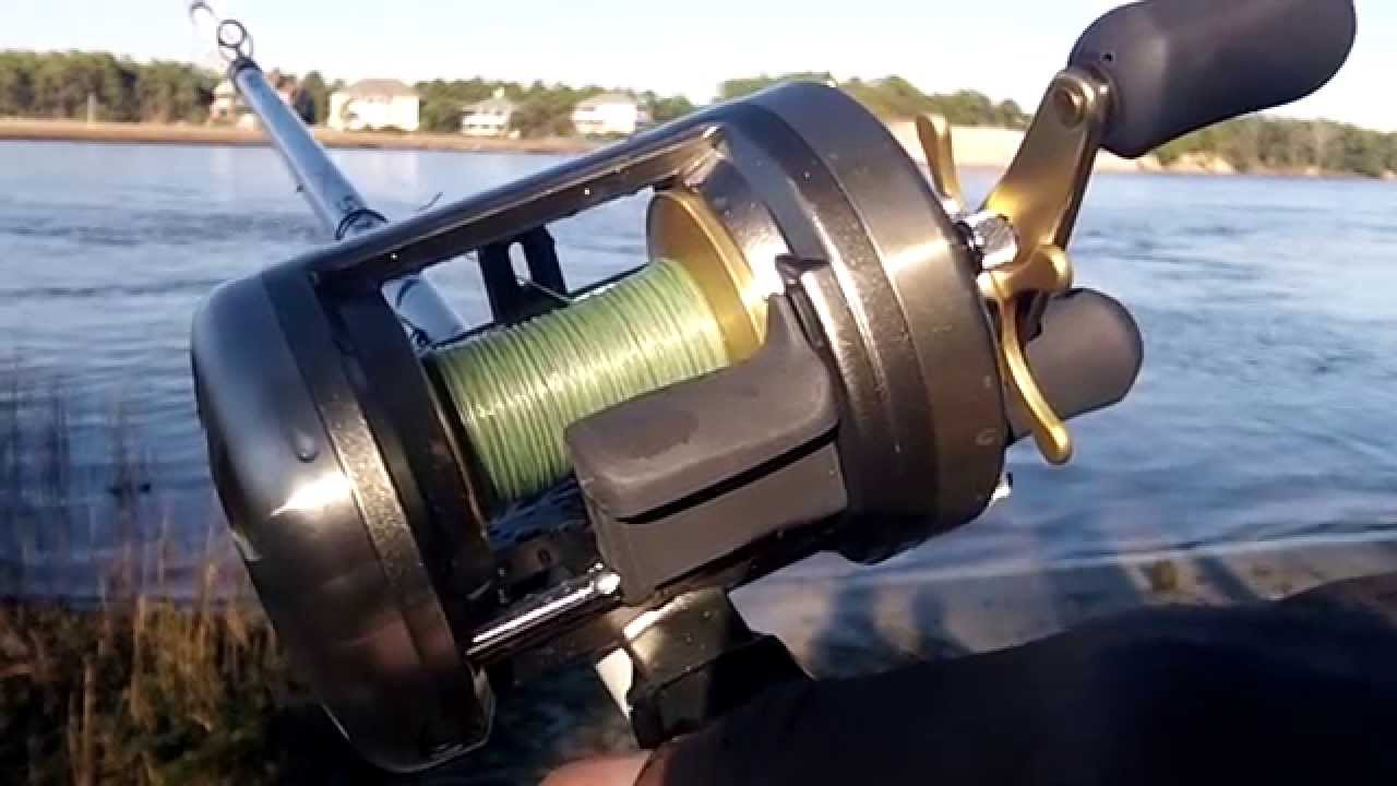 10bedfd4b9e Shimano Cardiff 400A Fishing Review - YouTube