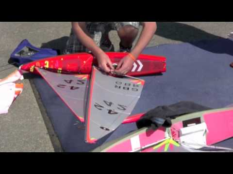 INTERNATIONAL ONE METRE WORLDS 2011 - Shoreside Rig Check