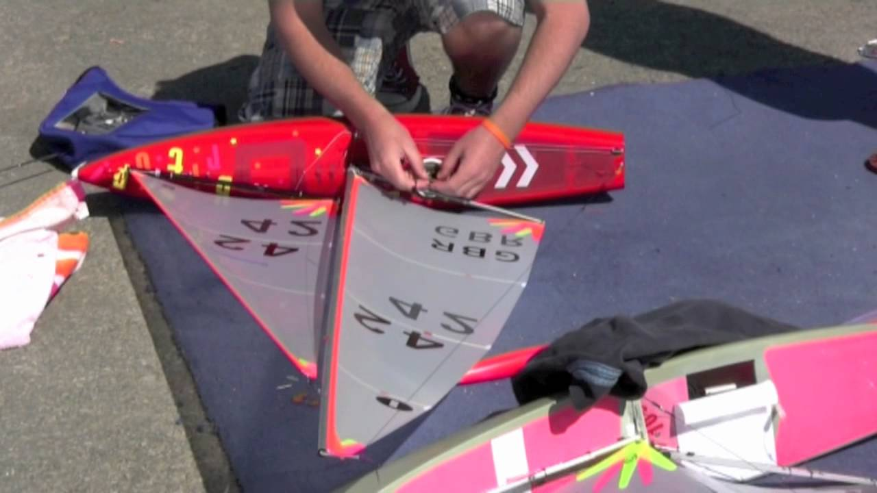 INTERNATIONAL ONE METRE WORLDS 2011 - Shoreside Rig Check ...