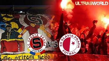 Ultras World in Prague - Sparta vs Slavia (20.03.2016)