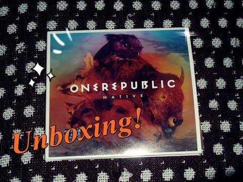 Unboxing! - OneRepublic - Native