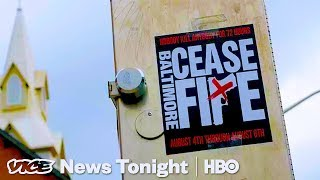 Baltimore Calls For A 72-Hour Ceasefire To Stop The Killings (HBO)