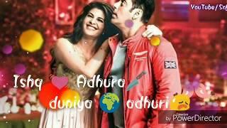 ❤Dard dilon ke part_2/ Ishq Adhura duniya adhuri❤/ superhit love song/