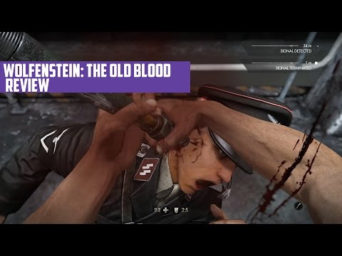 Wolfenstein The Old Blood Review PC Xbox One and PS4