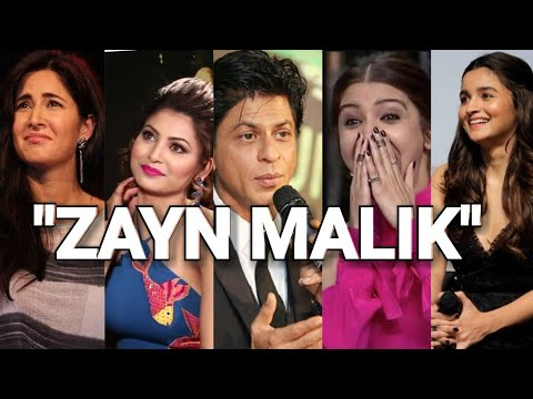 Bollywood Celebrities Talking About ZAYN MALIK