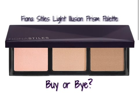 FIONA STILES Light Illusion Prism Palette--Buy or Bye