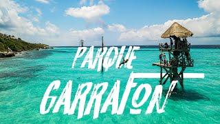Parque GARRAFÓN, ISLA MUJERES   Mariel de Viaje