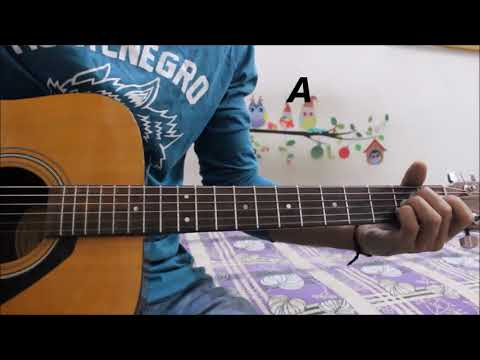 2 Romantic songs 4 beginners - Hindi Guitar Lessons chords easy best