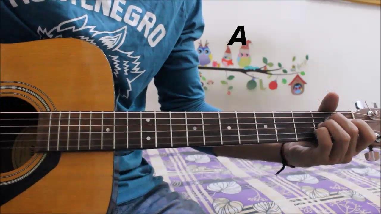 2 Romantic Songs 4 Beginners Hindi Guitar Lessons Chords Easy Best