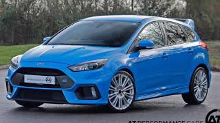 2017 Ford Focus RS Winter Pack | For sale at AT Performance Cars