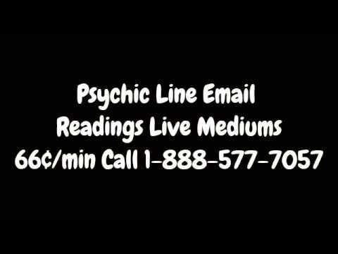Psychic Line Email Readings Live Mediums