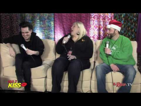 Panic! At The Disco Interview - Kissmas Bash