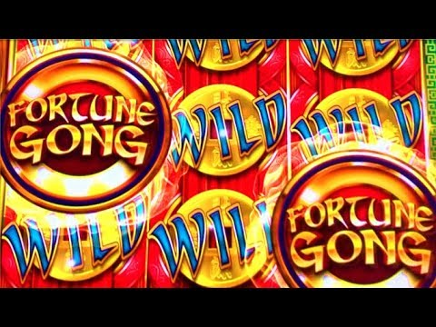 ★GONGS GONGS! FORTUNE GONG!★ 😛 KNOWING WHEN TO STOP! Slot