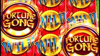 ★GONGS GONGS! FORTUNE GONG!★ 😛 KNOWING WHEN TO STOP! Slot Machine Bonus (IGT)