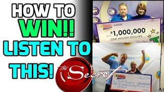 How To Manifest and WIN Mega MILLIONS POWERBALL LOTTERY (I ALMOST WON!)