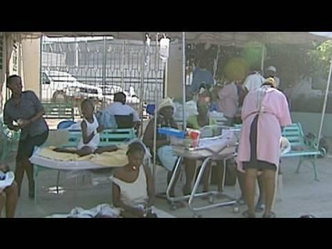 Haiti's Health Crisis