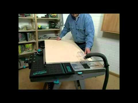 master cut 1000 wolfcraft youtube. Black Bedroom Furniture Sets. Home Design Ideas