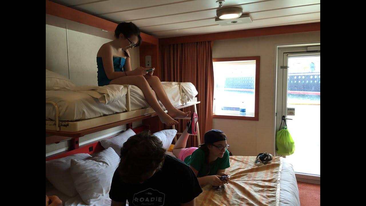 Cruisingcarnival the sensation staterooms balcony room - Carnival sensation interior rooms ...