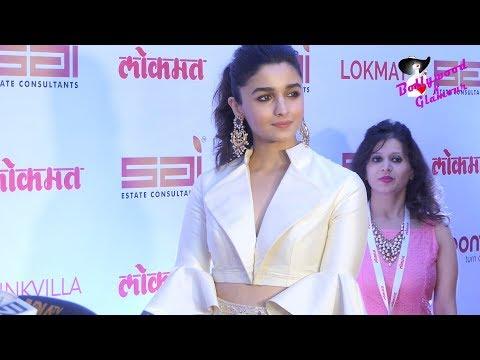 Red Carpet Of Lokmat Media's 2nd Edition Of 'Maharashtra's Most Stylish Awards 2017'