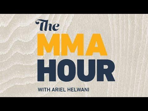 The MMA Hour: Episode 401 (w/ Gall in studio, Saki, Rockhold, Brown, Borg)