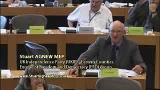 Foreign ministers heading for redundancy - Stuart Agnew MEP