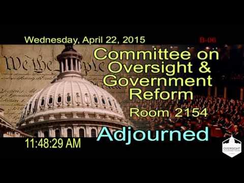 4-22-15 Examining the Dept. of Energy's Excess Uranium Management Plan
