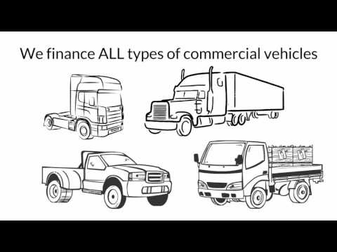 Loans For Commercial Vehicles - First Capital Business Finance