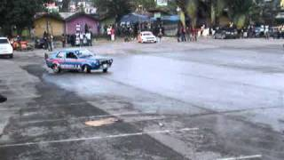 CRAZY STREET RACERS DRIFTING IN JAMAICA (Part 1)