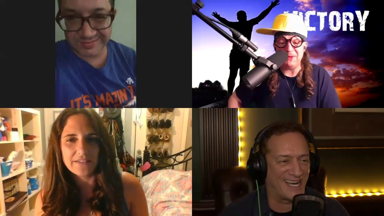 The Chip Chipperson Podacast 152 - WE REGALED EACH OTHER WITH TALL TALES
