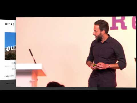 Farfetch CEO on What's in Store for High Street Retail | WIRED Retail | WIRED
