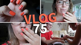 GETTING MY NAILS DONE! | Beth.