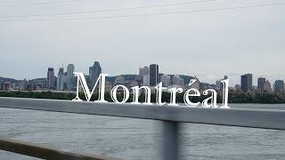 Une journée à Montréal !