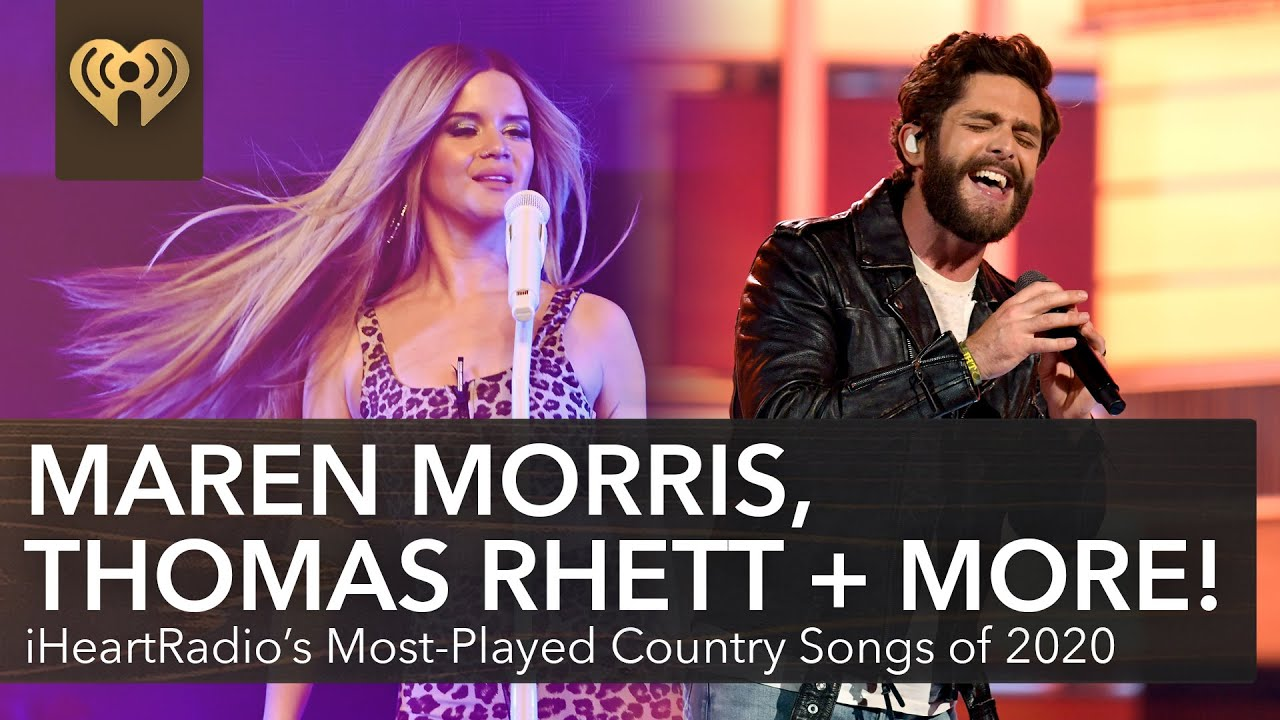 Maren Morris, Thomas Rhett + More! Most-Played Country Songs Of 2020 | Fast Facts