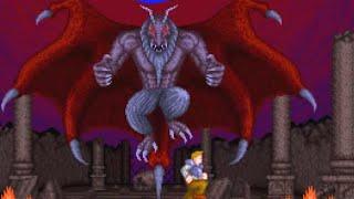 The Soul of Dracula (fan-made Castlevania) Full Walkthrough (No Death)