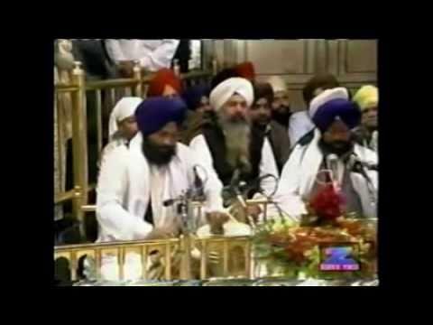Sach Hukam Tumara Thakat Nivasi - Bhai Gurcharan Singh - Live Sri Harmandir Sahib