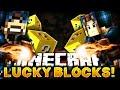 Minecraft: MAGE LUCKY BLOCK BATTLE   Custom Lucky Blocks W/ SSundee