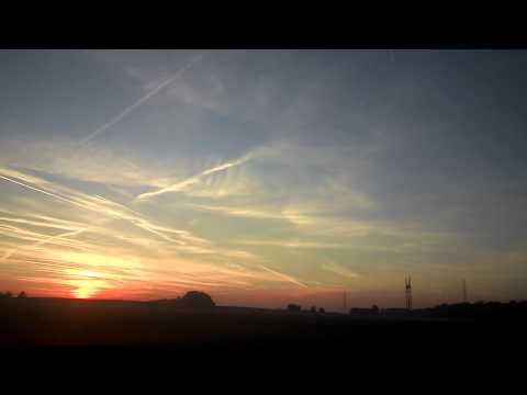 Timelapse test - Dawn - M6 Motorway - Hungary