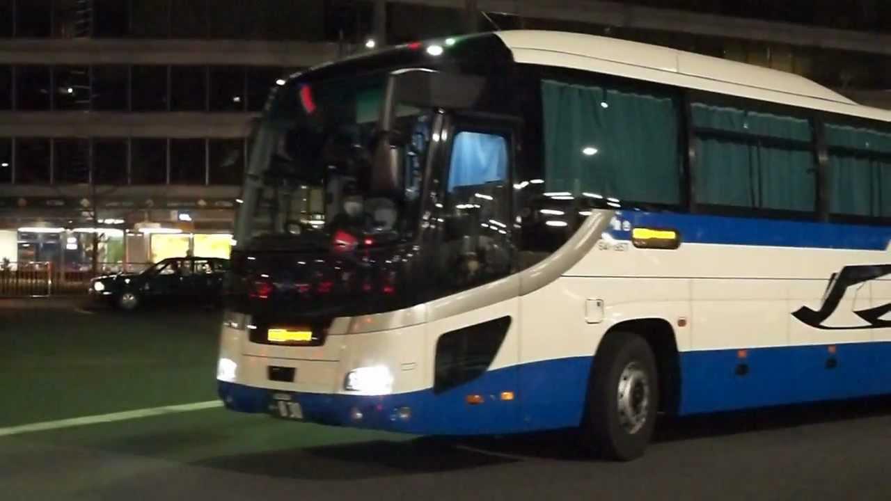 夜行 バス 大阪 新宿