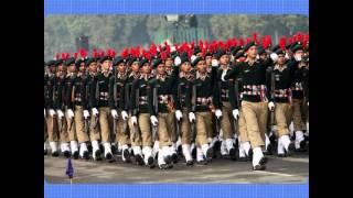 NCC Song Video Slide prepared by Mumtaz khan Dx