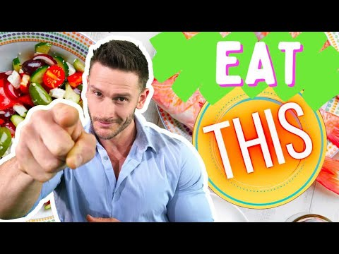 Eat This Dinner Before Fasting - How to Start a Fast